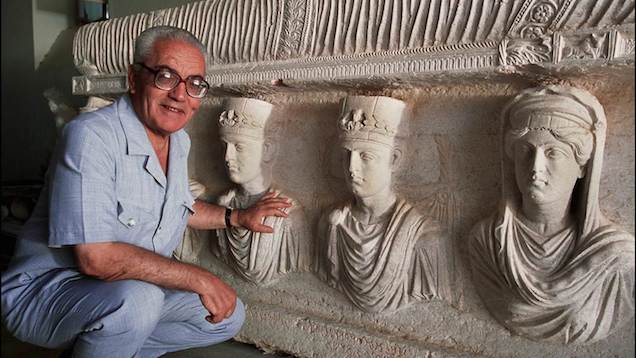 Archeologist Beheaded by ISIS After Refusing to Lead Them to Valuable Artifacts