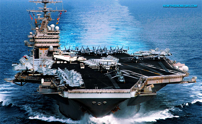 The USS Theodore Roosevelt — a massive, nuclear-powered aircraft carrier — has had a central role in the fight against ISIS in Iraq and Syria since August 2014, when the U.S.-led coalition started bombing the Islamist extremists.